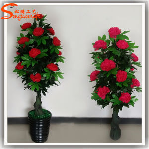 Home Decoration Artificial Silk Flower Tree pictures & photos