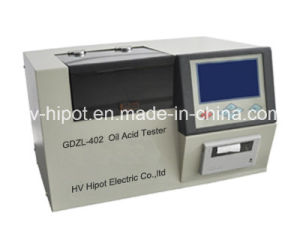 Oil acid value test instrument pictures & photos