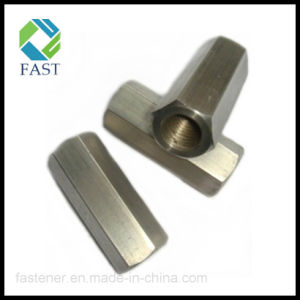 Stainless Steel Hex Coupling Nuts, Hex Long Nuts (DIN6334)