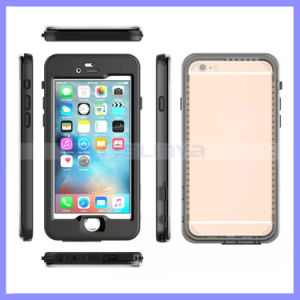 2 in 1 Combination Shockproof Silicone Waterproof Case for iPhone 6 6s pictures & photos