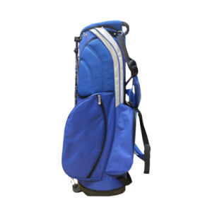 Blue Nylon Golf Stand Bag pictures & photos