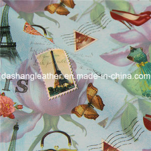Cheap Price Synthetic Leather for Sofa and Chair Cover pictures & photos