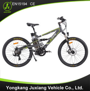 Good Quality and Fashion Electric Bike Tde70z pictures & photos
