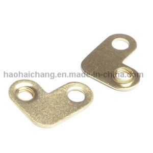 OEM Precision Metal Brass Stamping Electrical Terminal
