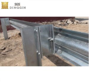 Steel Crash Barrier/Highway Safety Guardrail pictures & photos