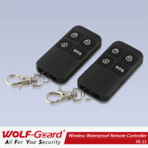 Wireless Keyfob Remote Controller for Alarm Use with Panic Button pictures & photos