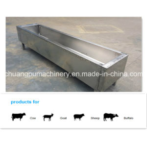 Stainless Steel Automatic Watering Trough for Large Cow Farms pictures & photos