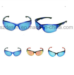 Custom Logo Bicycle Men Polarized Sports Sunglasses for Cycling pictures & photos