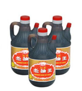 800ml China Traditional Dark Soy Sauce pictures & photos