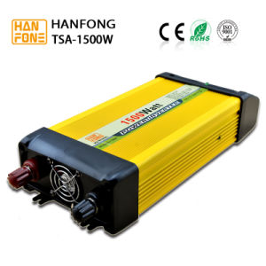 1500watt Multi Color Fashionable Power Inverter (TSA1500)