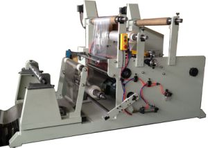 Paper Label Slitter Rewinder Machine (CE approved) pictures & photos