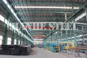 Steel Structure Warehouse, Workshop pictures & photos