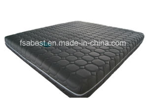 Washable Bamboo Fiber High Resilience Portable Foam Mattress