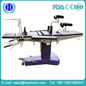 Head Controlled Multifunctional Manual Operation Table pictures & photos