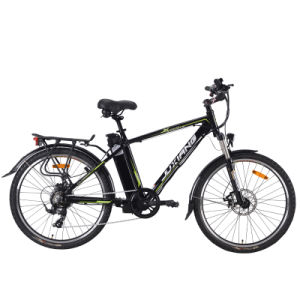 2016 Lithium Battery Electric Mountain Bike pictures & photos