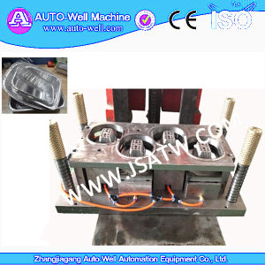 Colorful Aluminum Cake Cup Making Machine pictures & photos