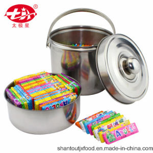 Stainless Steel Container Double Layer Lunch Box Bubble Gum pictures & photos