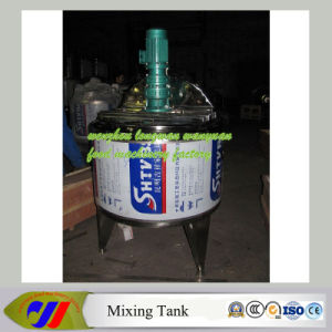 Small Mixer Stainless Steel Mixing Tank Agitator Mixing Vessel pictures & photos