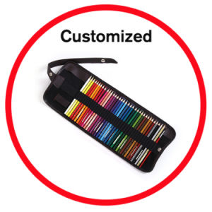 Custom Logo 48 Color Pencil pictures & photos