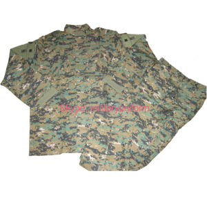 U.S MilitaryACU Navy Digital Camouflage Sets Shirt /&Trousers Medium - Long