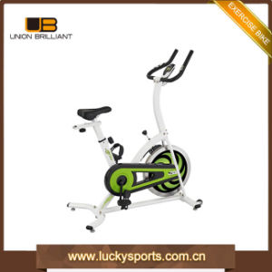 Home Indoor Domestic Cheap Exercise Fitness Spin Bike pictures & photos