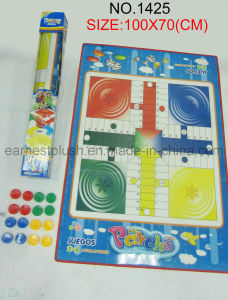 Giant Ground Parchis Chess Mat 100*70cm Q0082622