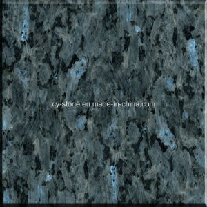 Import Granite Stone Brazil Royal Blue Slab for Tiles/Countertops