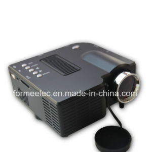 LCD Mini Projector Portable Digital Projector pictures & photos