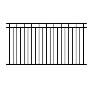 China Steel Grills Fence Design Steel Grills Fence Design
