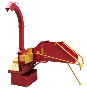 The Wood Chipper Shredder with Tractor Pto