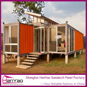 High Quality Steel Structure Luxury Shipping Containers for Living pictures & photos