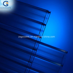 The Most Advanced Equipment Twin-Wall Roofing Sheets with Transparence pictures & photos