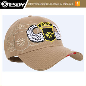 Hot Esdy Us Army Tactical Cap for Outdoor pictures & photos