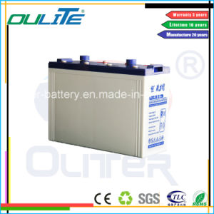 2V1000ah Solar System Battery Lead Acid Rechargeable Battery