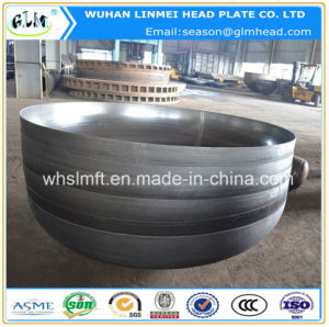 Carbon Steel Ellipsoidal Head Q345r Pipe End Caps pictures & photos