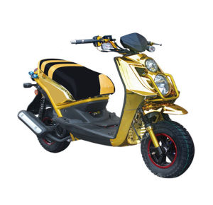 Two Wheel 50cc New Petrol Scooter Mobility Motorcycle Scooter for Sale   (SY50T-4) pictures & photos