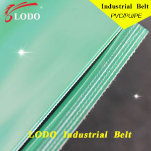 Stock Sales Manufacture of Custom Size Green PVC for Conveyor Belt pictures & photos