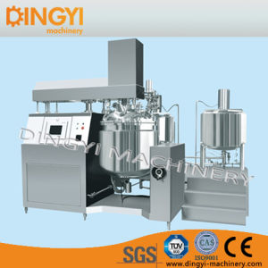 750L Cosmetic Cream Vacuum Emulsifying Machine, Face Cream Vacuum Emulsifying Mixing Machine pictures & photos