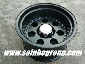 F80223 Aftermarket SUV 15inch 16inch Car Alloy Wheel Rims pictures & photos