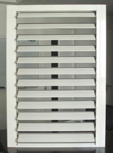 China Reasonable Price Aluminum Casement Louvers Windows