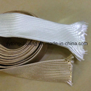Heat Treated Fiberglass Insulating Sleeve for Protection Pipe pictures & photos