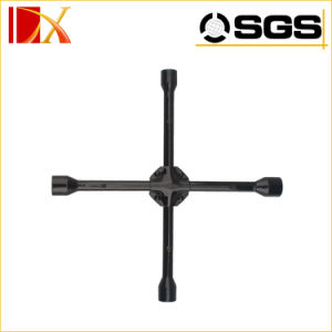 4 Way Cross Wrench 17-19-21-23mm