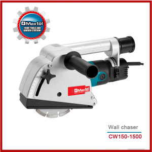 1500W 150mm 2-Diamond Blades Wall Chaser, Slot Cutter