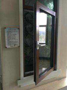 European Aluminum Window pictures & photos