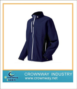 Womens Fashion Waterproof Golf Outer Jacket with High Quality pictures & photos