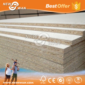 Melamine Particle Board Wtih PVC Edge Banding for Furniture pictures & photos