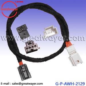 Panamera 911 4 Pin Adapter Tailgate Wire Harness on