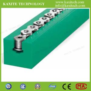 Beat price uhmw chain guide curve using100% virgin uhmwpe.