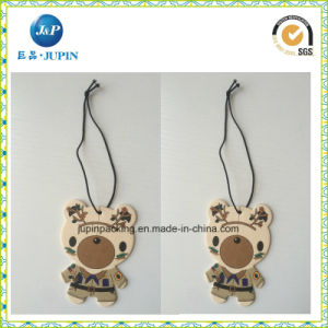 Custom Paper Household Air Fresheners/Orange Car Perfume (JP-AR0072) pictures & photos