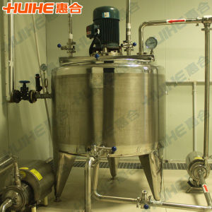 Stainless Steel Vacuum Mixer for Sale pictures & photos